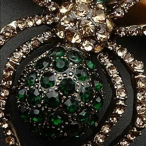 Betsey Johnson Jewelry - BETSEY JOHNSON~ SPIDER Pin/brooch